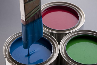 Production of Paint, Glue & Resin